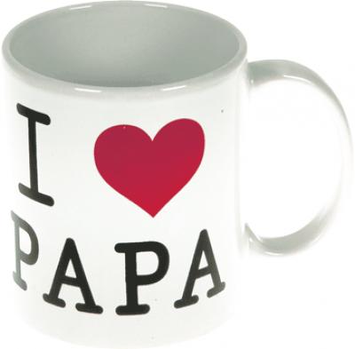 Beker I love papa