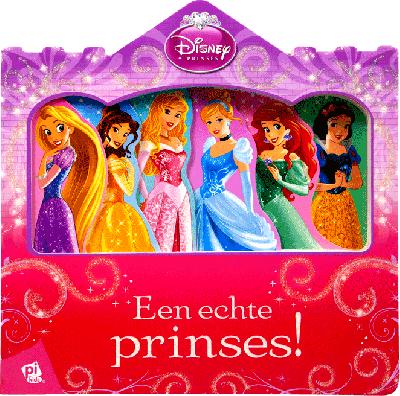 Prentenboek - een echte prinses!
