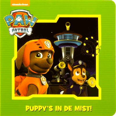 "Paw Patrol ""puppy's in de mist"""