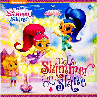 Shimmer & Shine leesboekje 4291