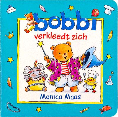 Bobbi verkleedt zich