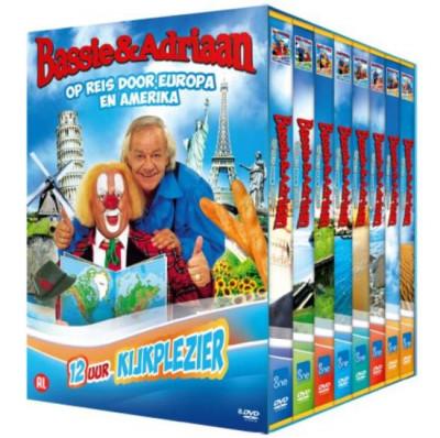 Bassie & Adriaan Op Reis - DVD