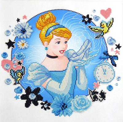 Camelot Dotz Cinderella's world
