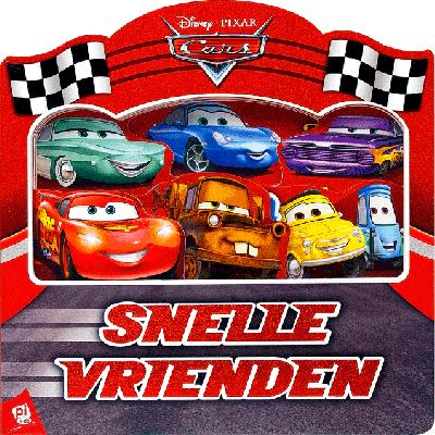 Disney Cars: snelle vrienden