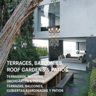 Terrassen balkons en patio's