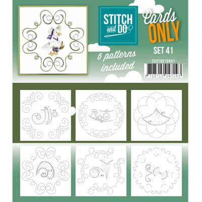 Stitch & Cards only set 41
