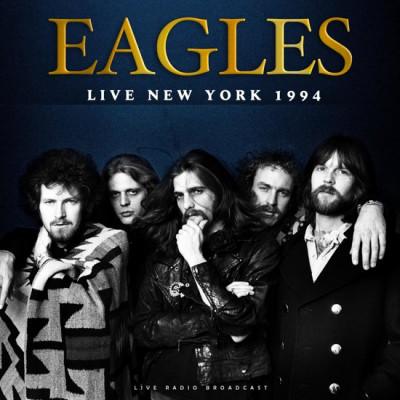 Eagles - Best of Live New York 1994 - CD