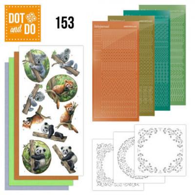 Dot & Do 153 Wild animals