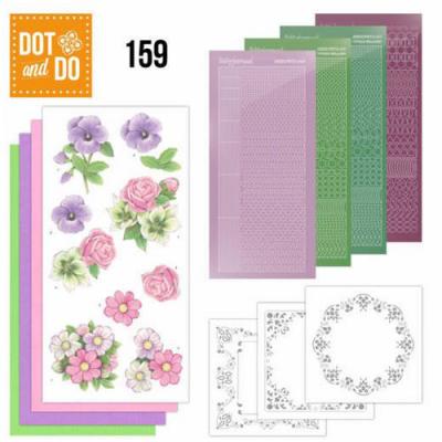 Dot & Do nr. 159 Zomer bloemen