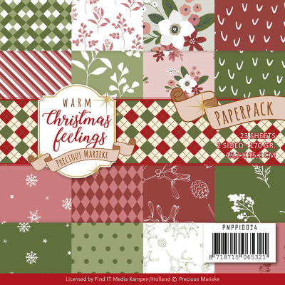 Paperpack warm christmas feelings