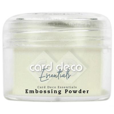 Card Deco Essentials - Embossing Powder Clear 30 Gr