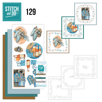 Stitch & Do 129 Jeanine's art Gifts for men