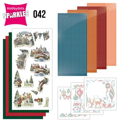 Sparkles set 42 Amy Design Nostalgic Christmas