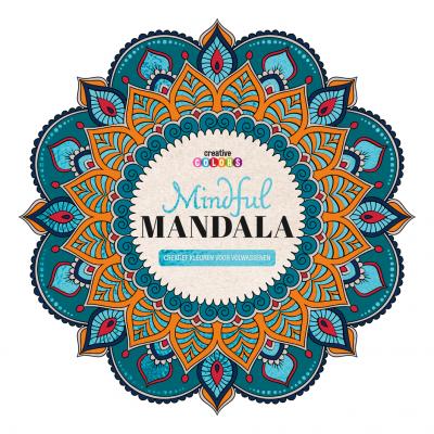 Mindful Mandala creatief kleuren voor volwassenen