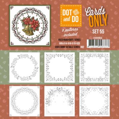 Dot & Do cards only set 055