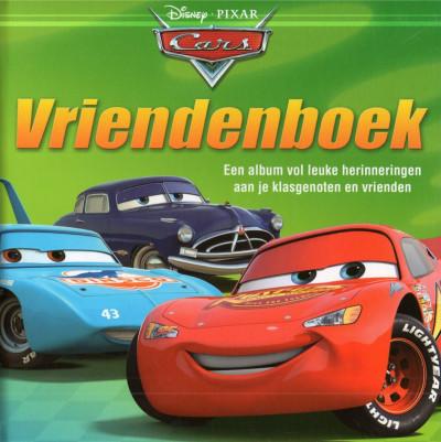Disney Vriendenboekje Cars