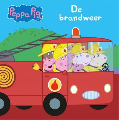 Peppa Pig Brandweer/Politie (Omdraaiboek)