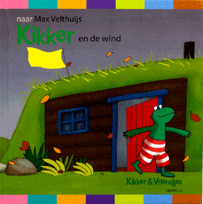 Kikker en de wind