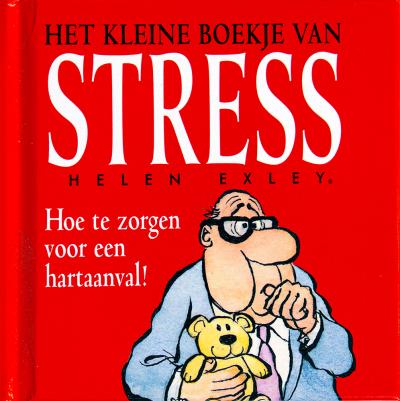 Het kleine boekje van stress