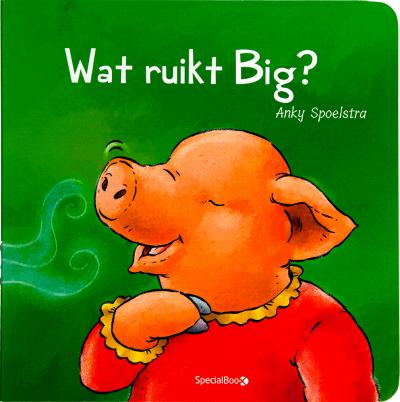 Wat ruikt big?