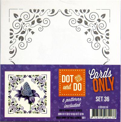 Dot & Do Cards only set 36