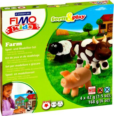 Staedtler fimo kids & play boerderij