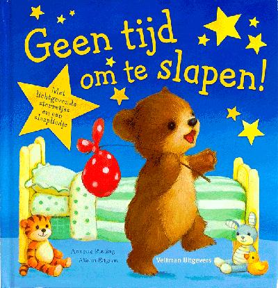Geen tijd om te slapen!