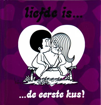Liefde is... de eerste kus!