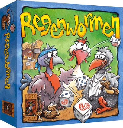 Regenwormen (spel)