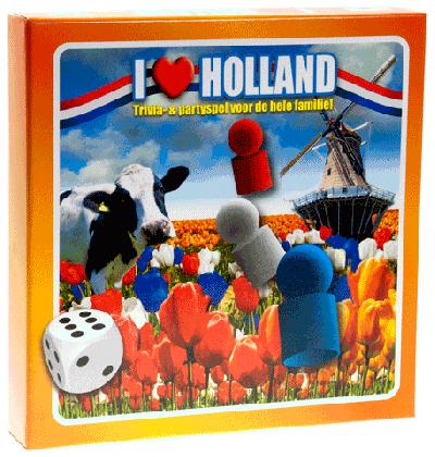 I Love Holland spel