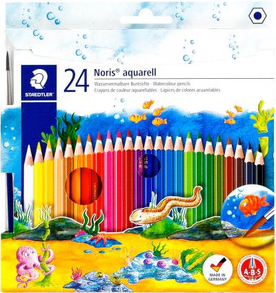 Staedtler Aquarel Potloden 24 stuks