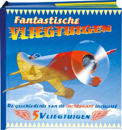 Fantastische Vliegtuigen