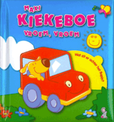 Maxi Kiekeboe