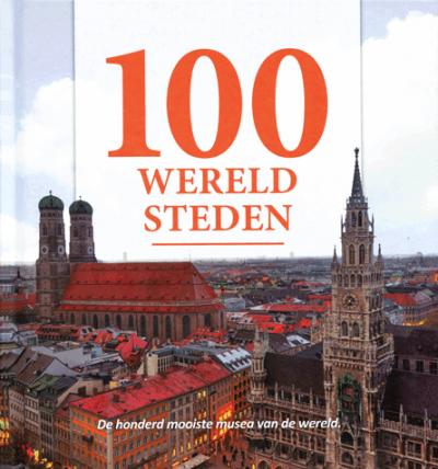 100 Wereldsteden (21x23)