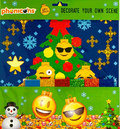 Maak je eigen scene Emoji Mozaiek