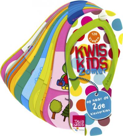 Kwis Kids Zomer Op naar de 2de kleuterklas