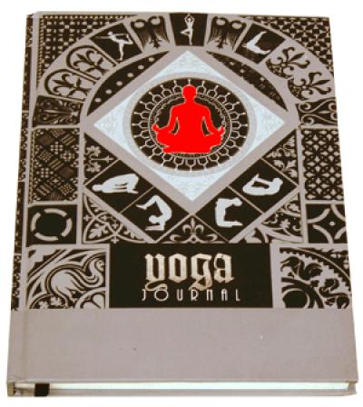 A5 Yoga Journal (160 pagina's) A Design