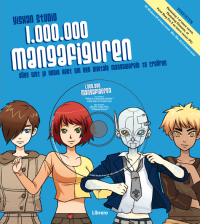 1.000.000 Manga tekenen