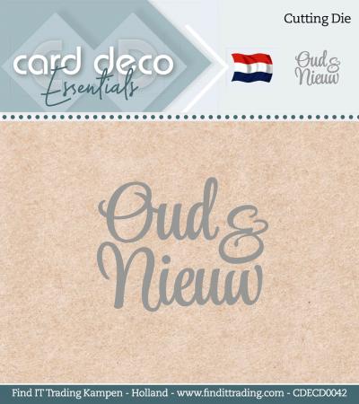 Snijmal tekst Oud & Nieuw