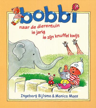 Bobbi, naar de dierentuin, is jarig, is zijn knuffel kwijt