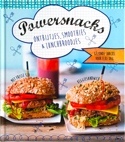 Powersnacks Ontbijtjes, smoothies & lunchbroodjes