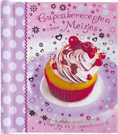 Cupcake Recepten voor Meisjes