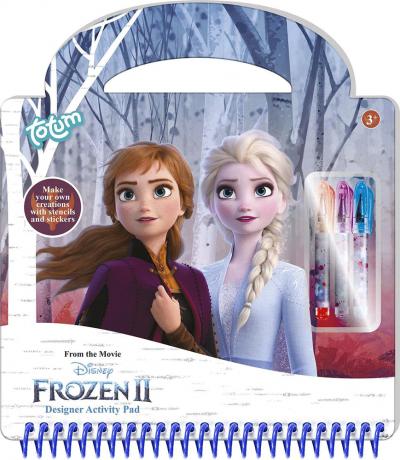 Disney Frozen activiteitenboek