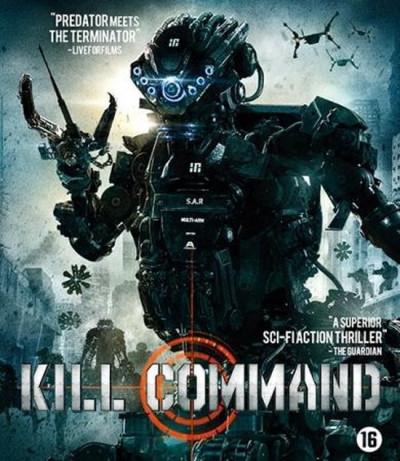Kill command - Blu-ray