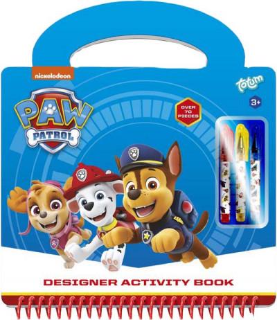 Paw Patrol activiteitenboek