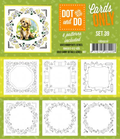Dot & Do cards only set 39