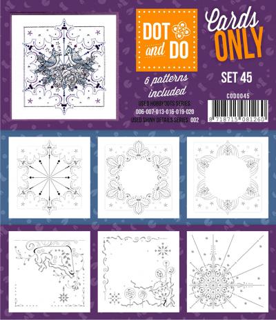 Dot & Do cards only set 45