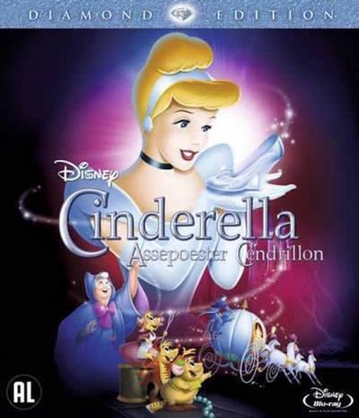 Cinderella - Blu-ray