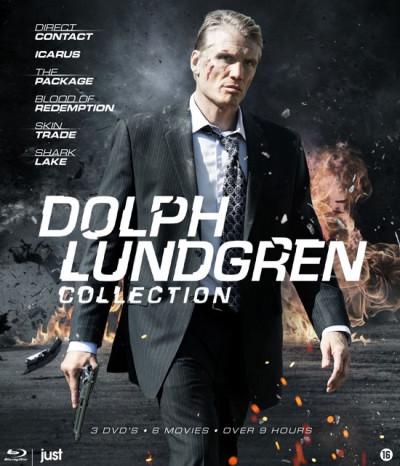 Dolph Lundgren collection (6 films)