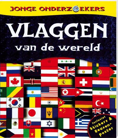 Vlaggen Van De Wereld Jonge Onderzoekers